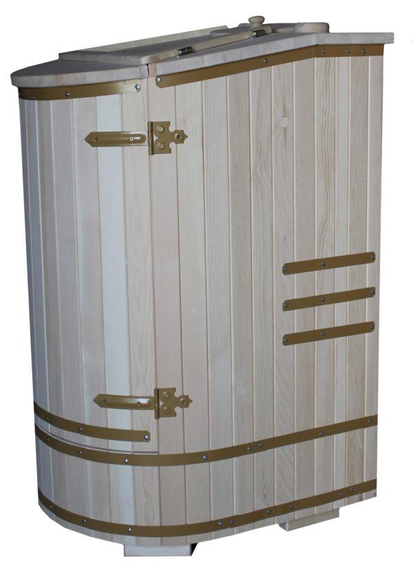 kompaktowa mini sauna