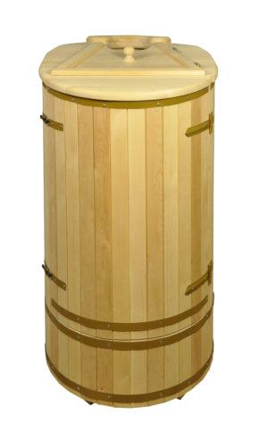 cedrowa mini sauna